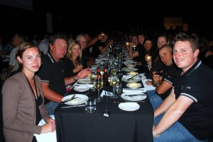 Prizegiving Dinner